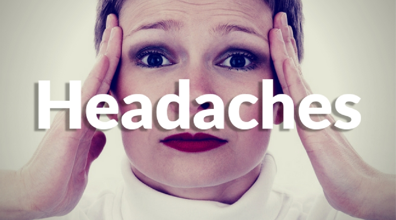 Dealing with headaches safely & naturally